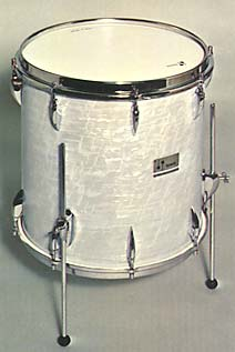1969 for 13 inch floor tom
