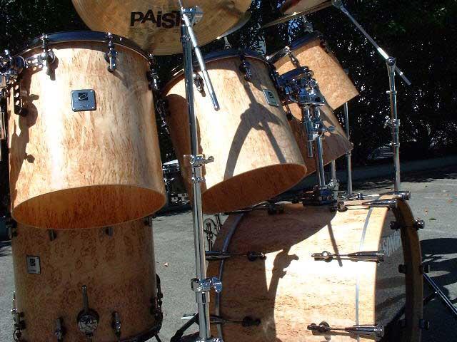 Dave kurdelak 39 s drum design kit for 18x18 floor tom